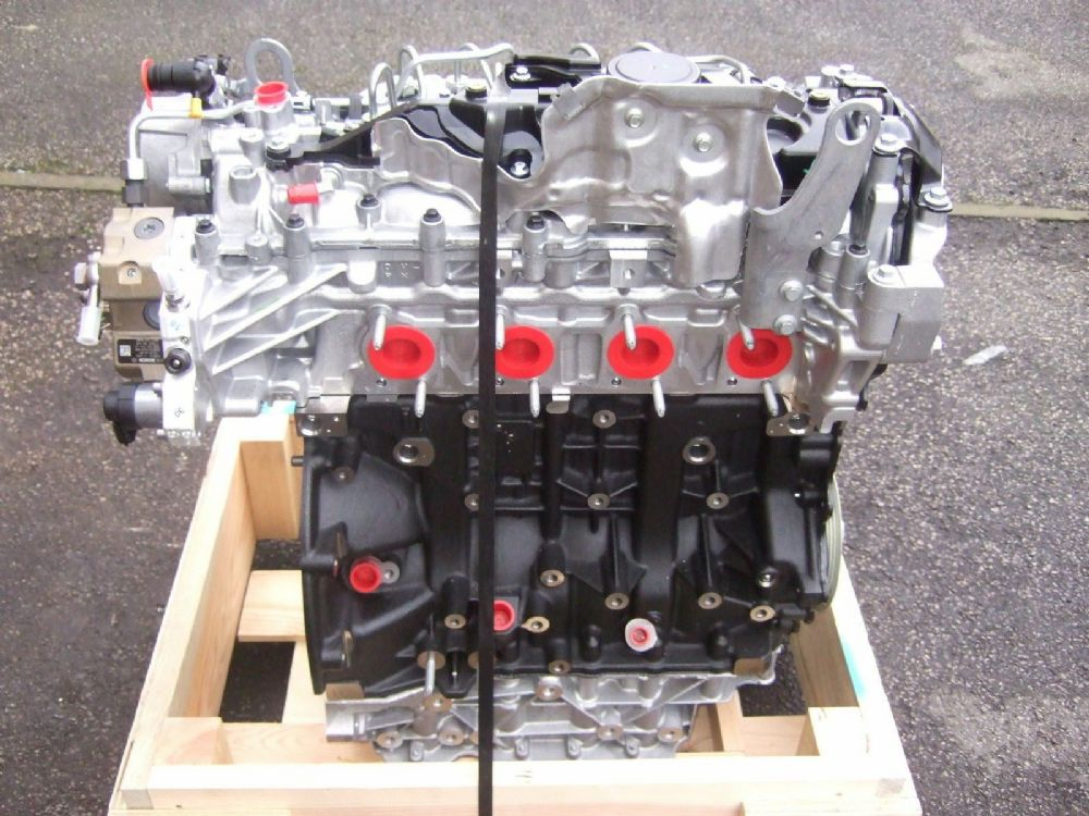 M9T702 Bi Turbo Reconditioned engine 2.3 dci cdti Renault / Vauxhall / Nissan